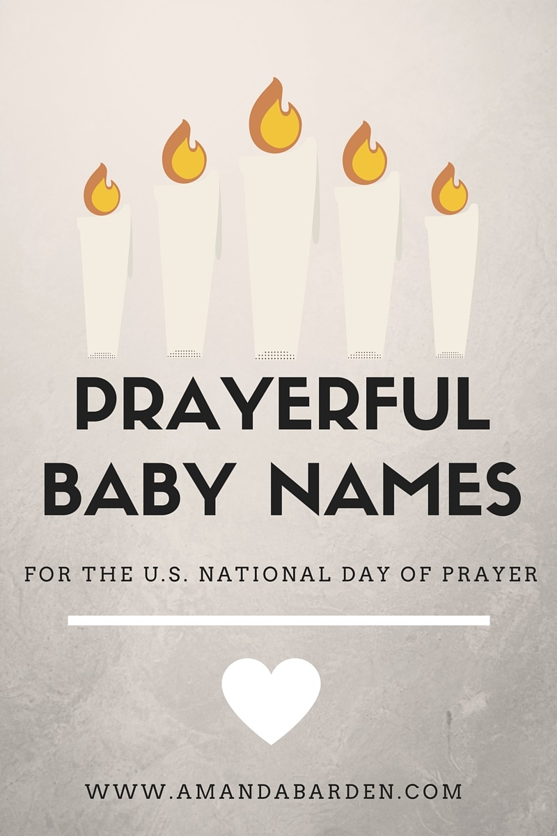 prayerful baby names