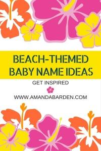 beach baby names